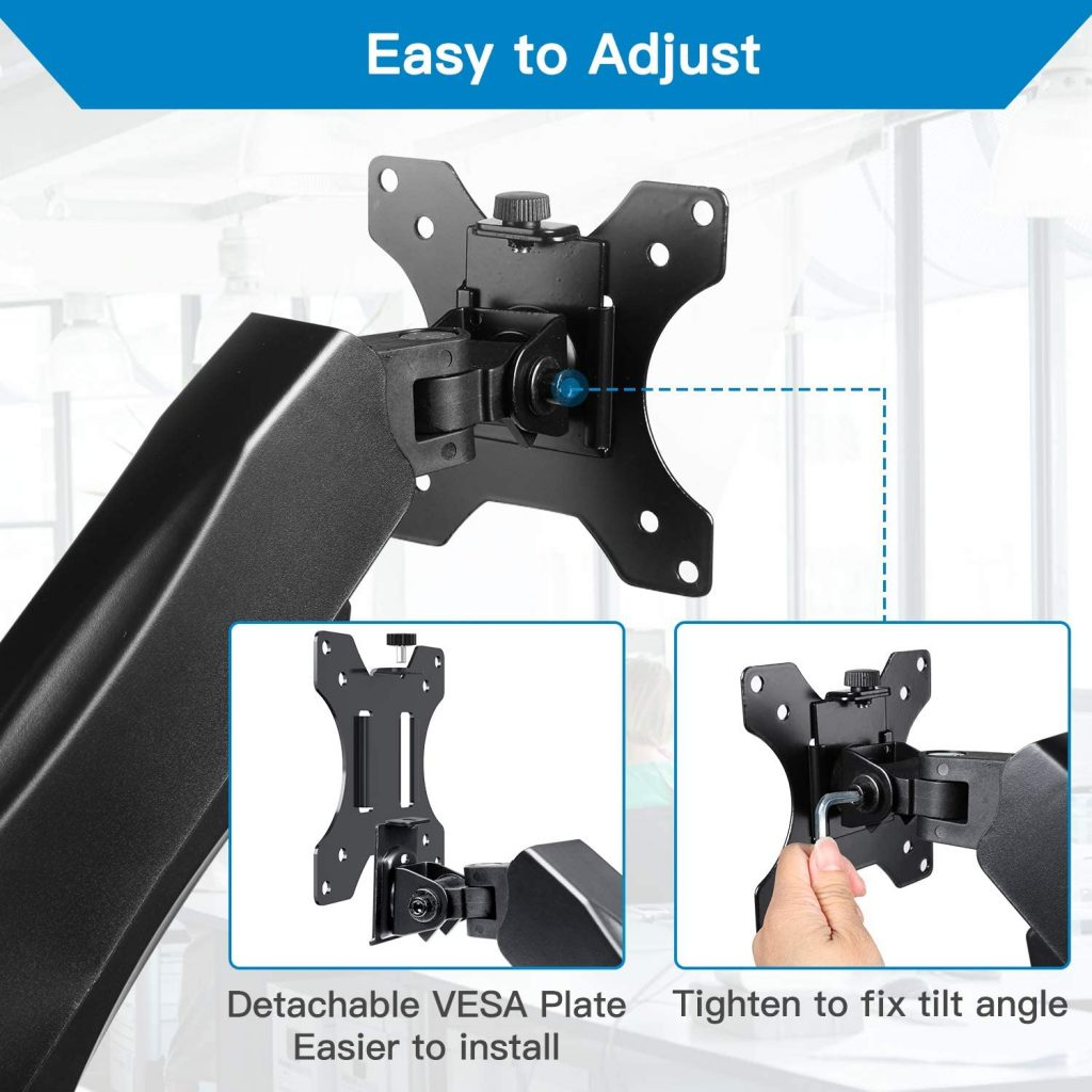 Dual-Monitor-Arm