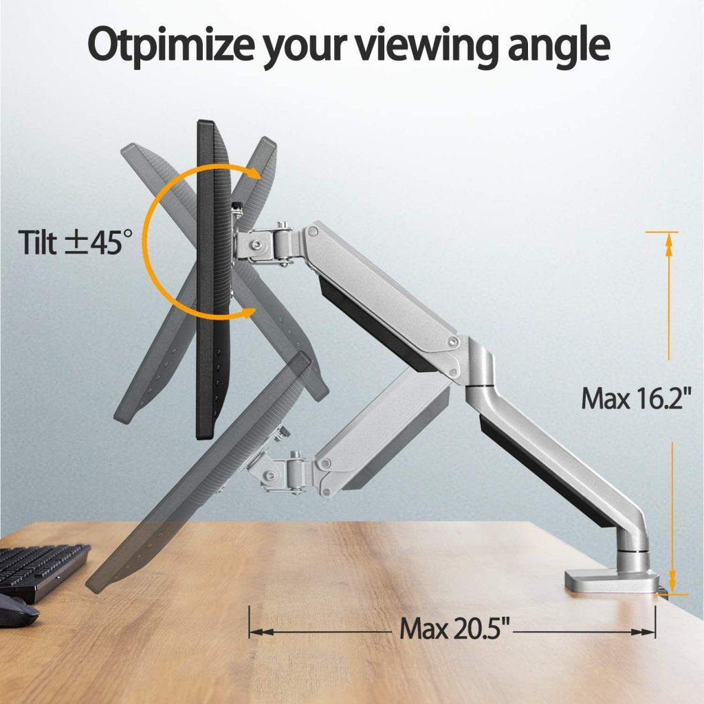 single monitor arm BH-MA51