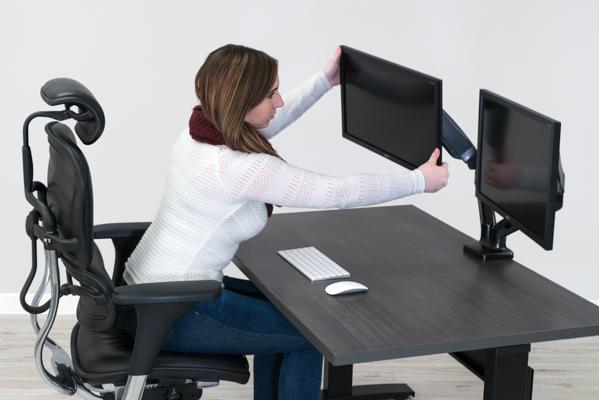 Using Monitor Arm